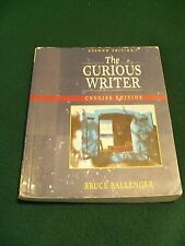 THE CURIOUS WRITER CONCISE EDITION (SECOND EDITION) ISBN 9780205620241