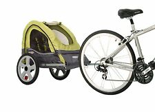 Bicycle Trailer Bike Stroller Carrier Cart Hitch Child Pet Dog Groceries InStep