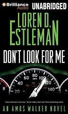 Loren Estleman DON'T LOOK AT ME Unabridged MP3-CD *NEW* FAST 1st Class Ship!
