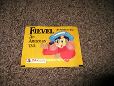 1 Pack Panini Sammelbilder Feivel der Mauswanderer 1986 Fievel An American Tail