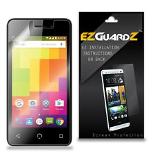 4X EZguardz NEW Screen Protector Cover HD 4X For Nuu Mobile A1