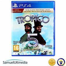Tropico 5 (PS4) **GREAT CONDITION**