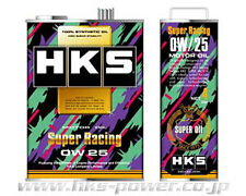 HKS Super Racing Engine Oil 10W-55 4L 52001-AK073