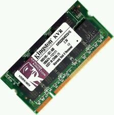 1 Gb 1x1 Gb Ddr-333 Pc2700 Non-ecc Cl2.5 200-pin Laptop (sodimm) Memoria (RAM)