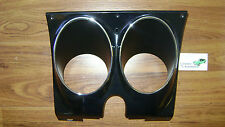67-68 Camaro Firebird Dash Instrument Housing *In Stock* plastic guage bezel