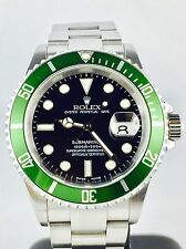 Rolex Submariner 16610LV 50th Anniversary Stahl 40mm