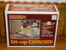 Vintage Generation II Sit-Up Exerciser Model 91140G