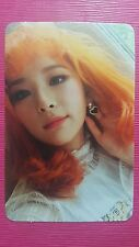 RED VELVET SEULGI Official Photocard RUSSIAN ROULETTE 3rd Album Photo Card 슬기
