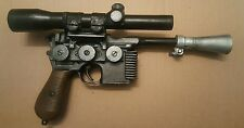 Star Wars Han Solo DL-44 Greedo Killer Blaster PROP REPLICA Extremly Accurate
