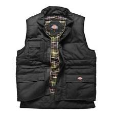 Dickies Professional Combat Bodywarmer BW11025 Mens Quality Lined Work Gilet