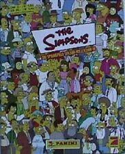 10 Sticker Simpsons III 2001 zum Aussuchen von Panini