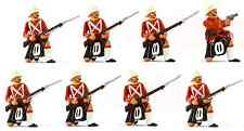 Bastion Models - Seaforth Highlanders - # A15 - gloss paint metal 1/32nd scale