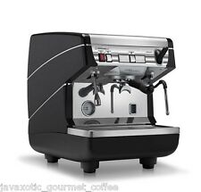NUOVA SIMONELLI APPIA II SEMI AUTO 1 GROUP ESPRESSO MACHINE NEW!! 1-800-533-7214