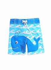 Baby boys Pumpkin Patch whale applique boardshorts 3-6m   BNWT