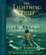 Percy Jackson and the Olympians:The Lightning Thief Bk1 by R. Riordan unabridged