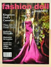 "WINTER 2016 ""COMICS"" Blythe Con, Camelot FASHION DOLL QUARTERLY FDQ MAGAZINE_NEW"