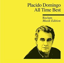 PLACIDO DOMINGO - ALL TIME BEST - RECLAM MUSIK EDITION 37  CD NEU