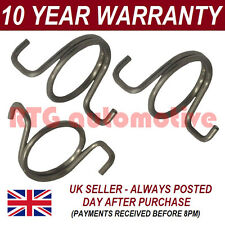 FOR RANGE ROVER CLASSIC DOOR LOCK REPAIR SPRING SET 3 FRONT OR REAR L/R TAILGATE