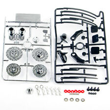 New Drift Car Dummy Brake Disc Plastic Accessories for RC 1:10 Moder On-Road Car