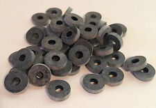 """Rubber Spacers 1/8"""" For Chicago Screws, Holster Sheath Making, 10 Pk, Kydex"""