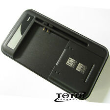 Universal Battery Charger External Dock Home USB AC for HTC Desire 510 CellPhone