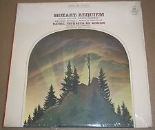 Fruhbeck de Burgos/Mathis/Bumbry MOZART Requiem - Angel S-36470 SEALED