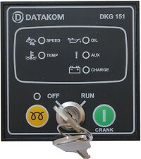DATAKOM DKG-151 Generator Manual Start Control Panel /Unit /Controller