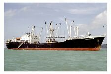 mc4453 - Panamanian Cargo Ship - Kwangchow , built 1963 ex Crusader - photo 6x4