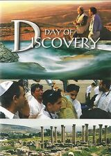DAY OF DISCOVERY Christian 2009 Soil Wonder Creation DVD Abuse or Divorce gospel