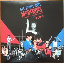 DES JEUNES GENS MÖDERNES Volume 2 French 80s post punk wave synth KAS PRODUCT ►♬