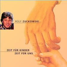 Rolf Zuckowski Zeit für Kinder Zeit für uns 10 Lieder 1xCD Neu+in Folie#L2