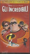Gli incredibili (2004) VHS