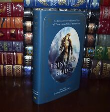 The Princess Bride by W. Goldman  Illustrated Hardcover True Love High Adventure