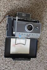 vintage polaroid folding land camera automatic 100