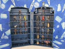 Dr DOCTOR QUIÉN parte Set Micro Universo Mini Figuras & tradis Caja de almacenamiento de la policía