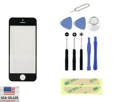 Replacement LCD Front Screen Glass Lens iPhone 5C Black A1456 A1532 + Tools