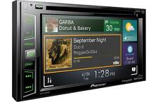 "Pioneer AVH-X2800BS 2 DIN DVD CD Player 6.2"" Bluetooth Spotify Pandora SiriusXM"