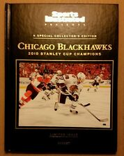 2010 Sports Illustrated CHICAGO BLACKHAWKS Limited Edition STANLEY CUP CHAMPION