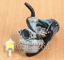 Carburetor & Air Filter 70cc 110cc 125cc Quad ATV Dirt Bike Go Kart Carb