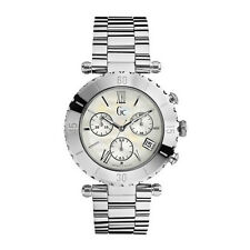 NEW GUESS COLLECTION GC DIVER CHRONO LADY OR MEN WATCH SS BRACELET DATE 29002l1