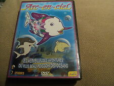 "DVD ""ARC-EN-CIEL, LE PLUS BEAU POISSON DES OCEANS - VOLUME 2"" dessins animes"