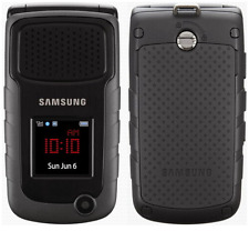 RUGGED SAMSUNG RUGBY 2 SGH-A847R II MOBILE CELL PHONE CELLULAR FIDO ROGERS CHATR