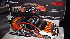 BIANTE 1/18 HOLDEN VF COMMODORE 2013 JONATHON WEBB #19  TEKNO  V8 SUPERCAR