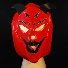 Red Devil Diablo ADULT NEW Lucha Libre Pro Wrestling MASK Lucha Libre Mexico wwe