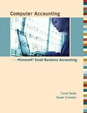 Computer Accounting with Microsoft Office Accounting 2007 w CD
