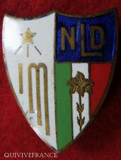RG358 - INSIGNE PELERINAGE ND DE LOURDES - ITALIE
