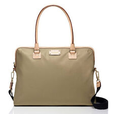 Kate Spade Bag WKRU3261 Kennedy Park Calista Ash Laptop Bag Agsbeagle