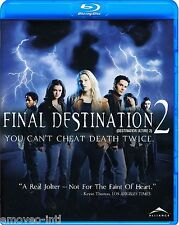 FINAL DESTINATION 2 *NEW BLU-RAY*