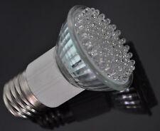 3 Stück 3W LED Strahler Leuchtmittel Lampe Spot 60LEDs JDR E27 Warmweiß  230V