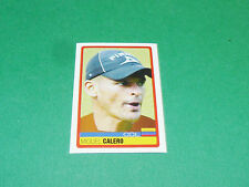 N°268 MIGUEL CALERO COLOMBIE COLOMBIA PANINI FOOTBALL COPA AMERICA 2007